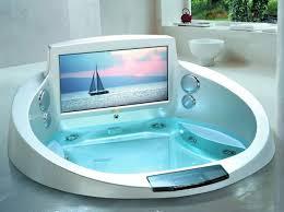 jacuzzi entertainment system bathtub cool bathtubs