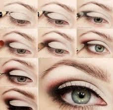 eye makeup for hooded eyes tutorial