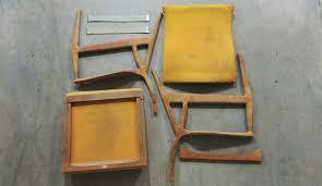 modern furniture diy. Danish Teak Chair Restoration Modern Furniture Diy P