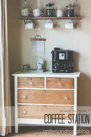 Kitchen Coffee Station 117 Best Coffee Bar Inspiration Images On Pinterest Coffee