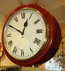 18 inch wall clock photos wall and door tinfishclematis com
