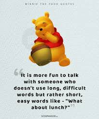 40 Quotes That Prove Winnie The Pooh Was A Cartoon That Taught Us Stunning Cartoon Quotes