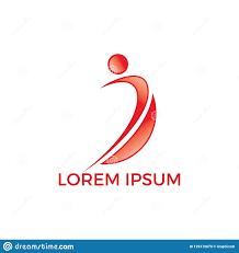 Medical Center Logo Design Therapeutic And Holistic Health Center Logo Design Stock