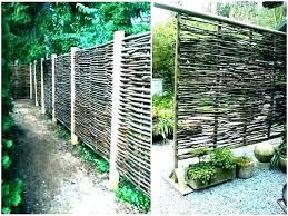 garden screens ideas privacy screen vines patio outdoor uk ba