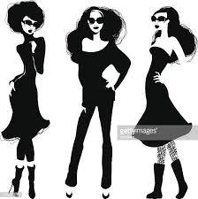 60 Top Black Hair Stock Illustrations Clip Art Cartoons Icons