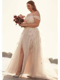 Davids Bridal Flower Girl Size Chart Davids Bridal Plus Size Wedding Dresses Are No Longer Extra