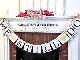 Wedding Anniversary Color Chart Amazon Com Wedding Anniversary Decorations 50th
