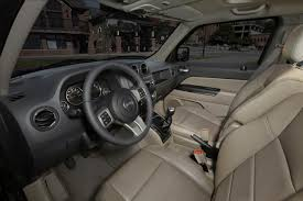 2014 Jeep Patriot - Information and photos - ZombieDrive