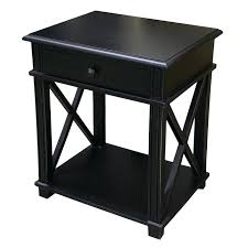 black bedside table likable black wooden bedside table idea with extraordinary wood black bedside table lamps