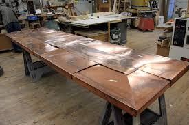 desk tops furniture. Copper Table Tops Desk Furniture