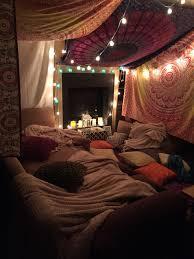 Hippie Design Bedroom Girls Night In Room Decor Bedroom Small Room Bedroom