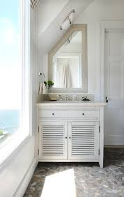 new england style bathroom cabinets. summer bathroom beach style with shutter vanity new england pebble tile cabinets u