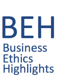 essay topics business ethics csr  business ethics news curated by chris macdonald alexei marcoux