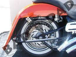 road star saddlebag bracket kit bad dad custom bagger parts