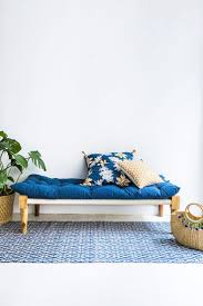 The Indian charpoy is the quintessential furniture piece in all north indian  homes. This lovely piece is handmade from mango wood and handwoven using  the ...