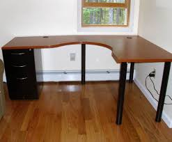 Desk:Home Computer Tables Desks Long Narrow Office Desk Small Wooden Office  Desk Small Black