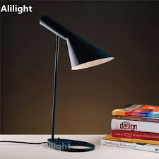 modern office lamps. Brief Italy Style White Black Table Lamp Modern Office Bedroom Book Reading Lighting Desk Light Room Decors Lights-in Lamps From Lights E