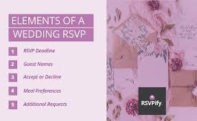 Rsvp Template Online Wedding Rsvp Wording Guide 2019 Online Traditional