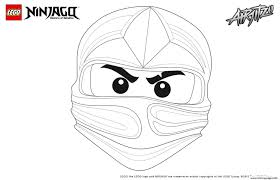 Small Picture ninjago lego kai Coloring pages Printable