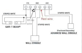 garage door openers wiring genie garage door opener wiring diagram rh dovehouse info craftsman garage door sensor wiring diagram wiring schematic for genie