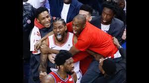 Kawhi Leonard Sends Philadelphia 76ers Home With Epic <b>Buzzer</b> ...