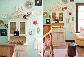 eclectic wall collage