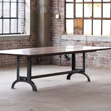 table works campos iron works modern iron industrial desks standup