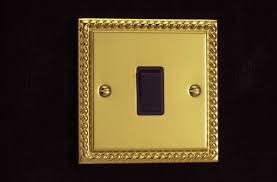Brass Light Switch Covers Uk Varilight Dimmers Switches Sockets