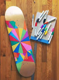 Skateboard Ideas Peachy 13 Decks And Decks On Pinterest.