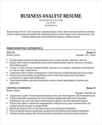 Professional Business Resume Examples 50 Business Resume Templates Pdf Doc Free Premium