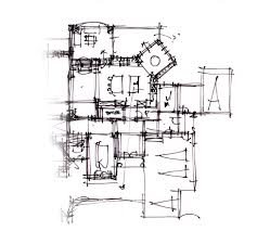 Rough Architectural Sketches Models And Sketches Rough