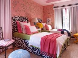 bedroom ideas for teenage girls pink. Delighful Ideas Twin Girlsu0027 Bedroom Ideas In Bedroom Ideas For Teenage Girls Pink