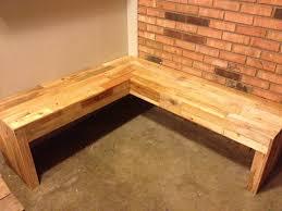 Breakfast Corner bench
