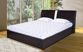 queen size bed price. Delighful Size Royaloak Monarch Queen Size Bed With Hydraulic Storage And Melamine Finish In Price Q