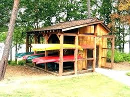 outdoor kayak rack kayak rack plans outdoor kayak rack canoe storage freestanding garage plans free standing