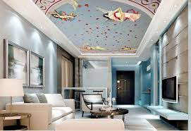Small Picture Online Get Cheap Ceiling 3d Wall Paper Aliexpresscom Alibaba Group
