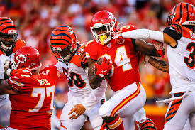 Chiefs Rb Depth Chart 2018 Updated Chiefs Roster Projection Changes At Running Back