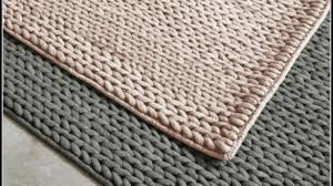 brilliant chunky braided wool rug on restoration hardware rugs home