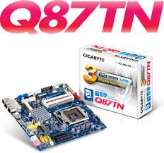 GIGABYTE 8 Series Thin <b>Mini</b>-ITX Motherboards