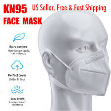 <b>10PCS</b> INUAN 5-LAYER <b>KN95</b> Face Mask BFE > 95% K-<b>N95</b> ...