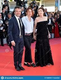 Carlo Cresto-Dina, Alice Rohrwacher & Nicoletta Braschi Redaktionelles  Stockbild - Bild von mann, alice: 166809484