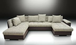 right hand facing sofa bed corner group leather brown beds