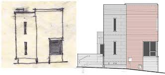 simple architectural sketches. Delighful Architectural Since Architecture  In Simple Architectural Sketches D