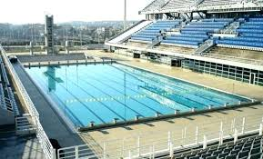Olympic Size Pool Dimensions Pool Dimensions Rectangular Length And