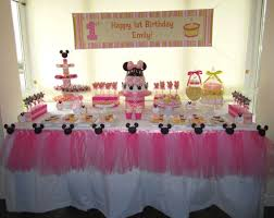 Minnie Mouse Baby Shower Decorations Baby Minnie Mouse Decoration Ideas Ba Minnie Mouse Ba Shower