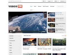 Video Website Template Adorable 28 Best Video WordPress Themes 28 AThemes