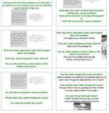 Stories Julian Tells Flip Chart Lessons 20 22