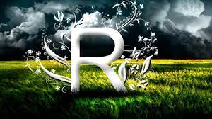 R Name HD Wallpaper for Android - APK ...