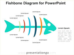 Printable Diagram Template Ishikawa Sample Definition Powerpoint ...