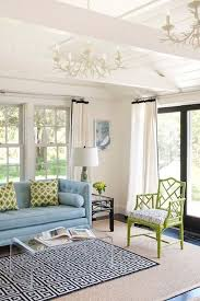 Simple Living Room Design New These Simple White Curtains With A Black Border Are The Perfect